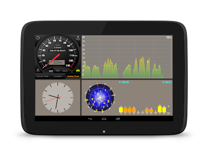Speedometer GPS HD Pro- screenshot thumbnail