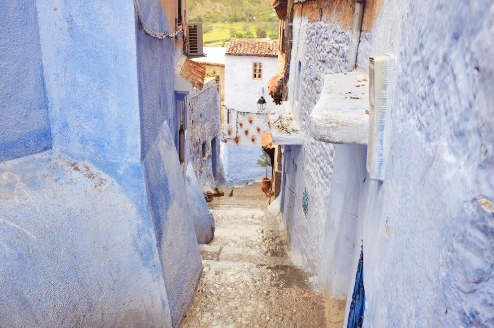 chefchaouen-marokko-blauw