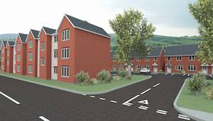 £3.2m housing scheme to provide 30 new homes
