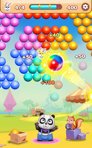 Panda Bubble Mania: Free Bubble Shooter 2019 1.08 screenshots 10