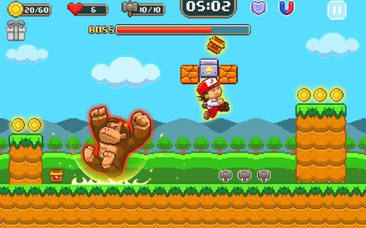 Super Jim Jump - pixel 3d 3.5.5002 Screenshots 18