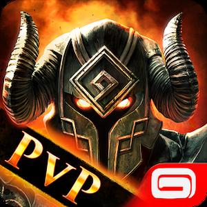 Download Dungeon Hunter 5 v1.9.0h APK + DATA + Torrent - Jogos Android