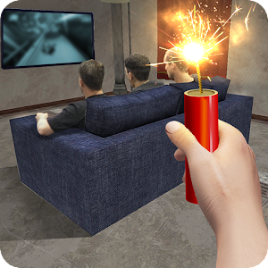 VR Bang Petard 3D New Year for PC and MAC