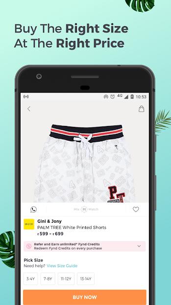 Fynd - Online Shopping App screenshot 4