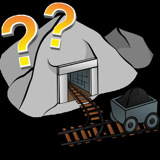 鉱石 - クイズ 益智 App LOGO-硬是要APP