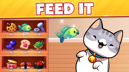 Cat Game - The Cats Collector! apkslow screenshots 2