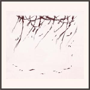 血染めの館-夜