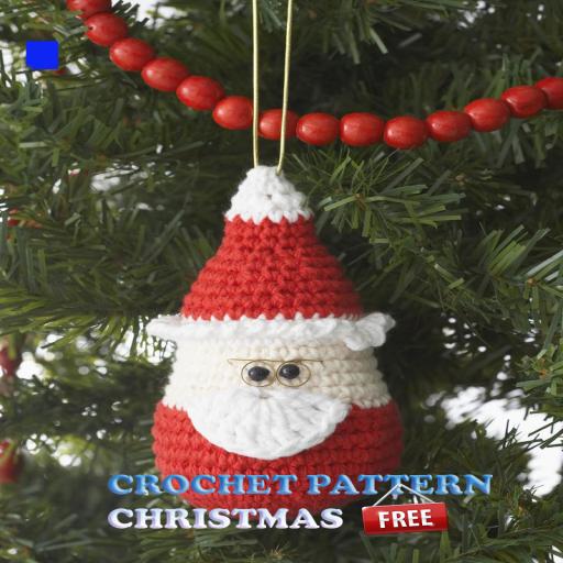 Baixar Crochet Decorações De Natal para Android