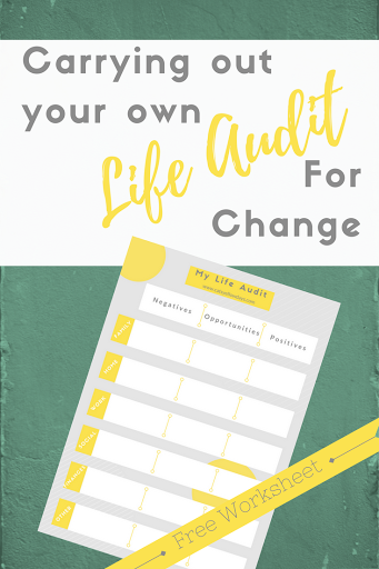 Click here to received the life audit worksheet