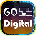 Go Digital - Digital India App icon
