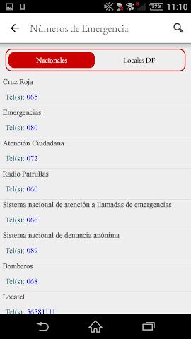 android RadarCiSalud Screenshot 4