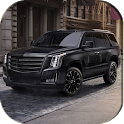 Escalade Driving & Parking & Racing Simulator 2021 icon