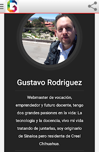Gustavo Rodriguez- screenshot thumbnail