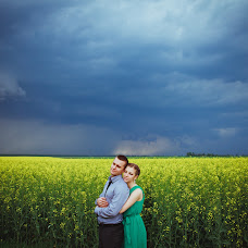 Wedding photographer Dasha Salina (Escorzo). Photo of 10.05.2014
