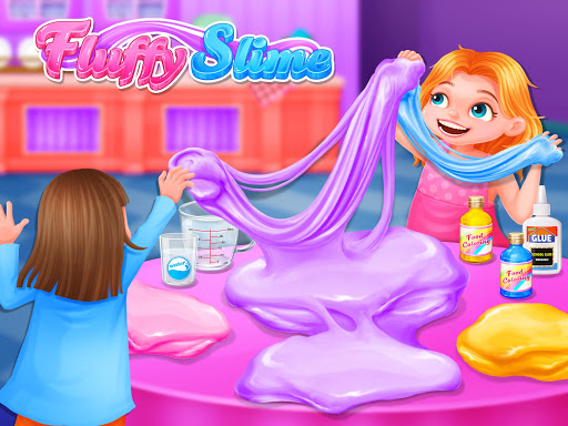 Crazy Fluffy Slime Maker 1.0 screenshots 1