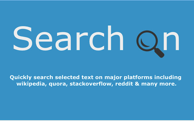 Search On