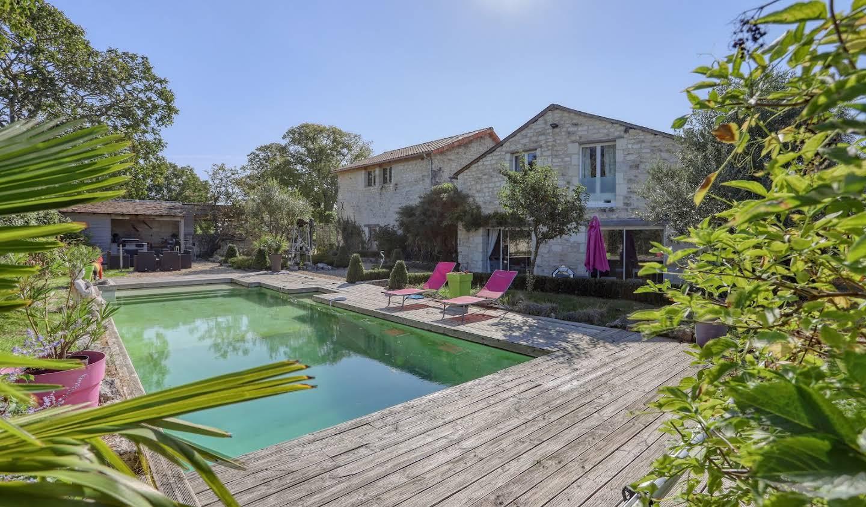 Maison avec piscine Chinon