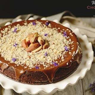 Flourless Choco Nut Cake.