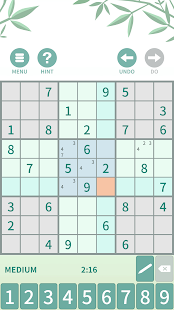 Sudoku. Logic Puzzle- screenshot thumbnail