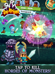 Tap Knight – RPG Idle-Clicker Hero Game 11