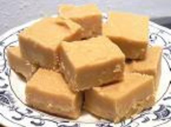 Peanut Butter Fudge (with A Secret) Recipe