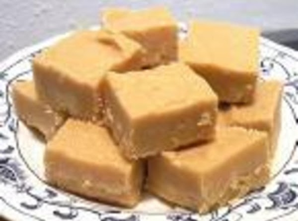 Peanut Butter Fudge (with A Secret) Recipe