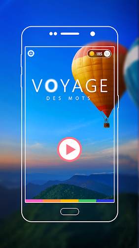 Voyage Des Mots Android App Screenshot