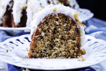 Italian Creme Bundt Cake
