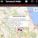 Terremoti Italia icon