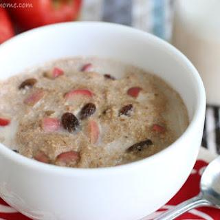 Cinnamon Apple Breakfast Porridge (Grain-Free, Dairy-Free)
