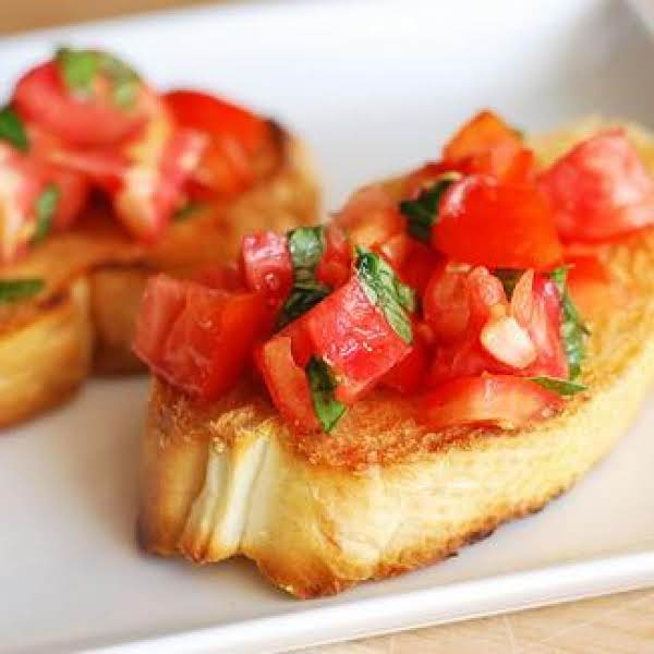 Tomato Bruschetta Recipe