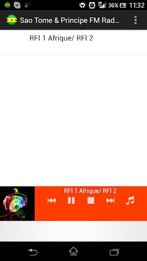 Sao Tome Principe FM Radios