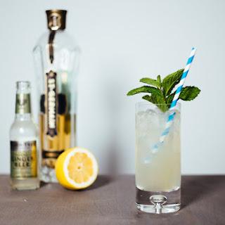 Elderflower Lemonade.