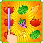 Fruit pop crush Icon