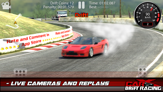 CarX Drift Racing Lite MOD APK (Unlimited Money) 4