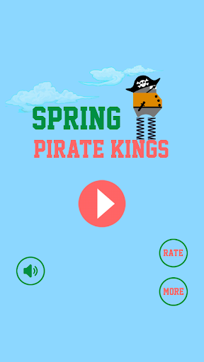 Spring Pirate Kings