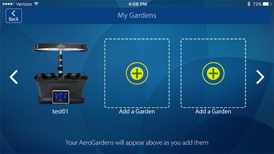 AeroGarden Wi-Fi (Phone) - náhled