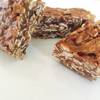 Chocolate Oat Bars (gluten free)