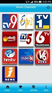 All Andhra Telangana News- screenshot thumbnail
