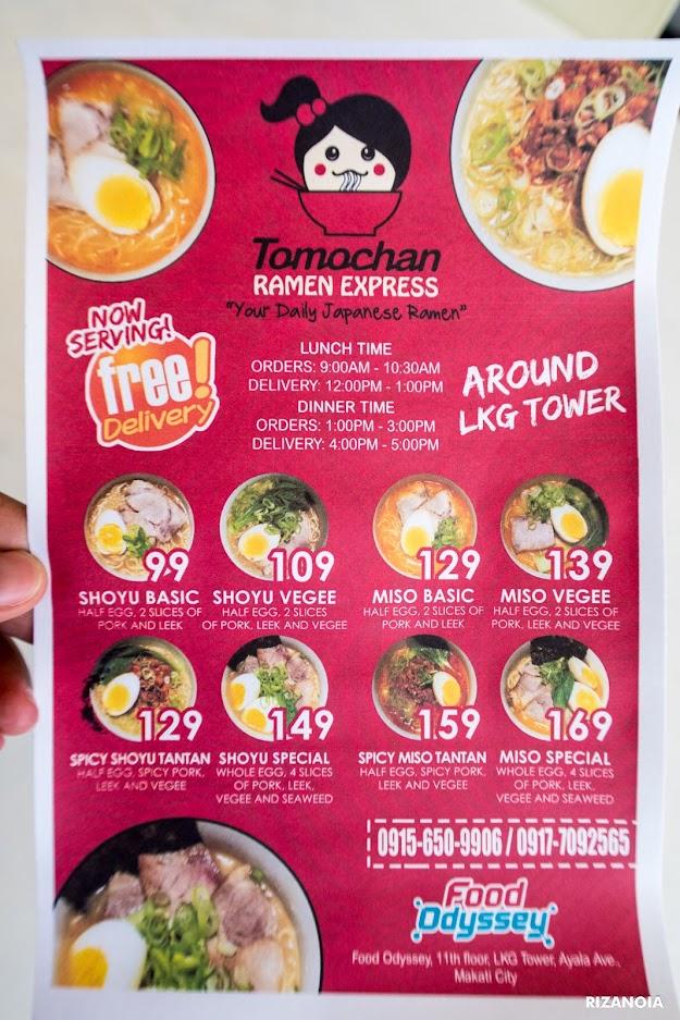 Tomochan Ramen Express