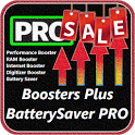 BOOSTERS PLUS BATTERYSAVER PRO icon