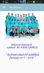 ALkahfi Mobile Apps - náhled