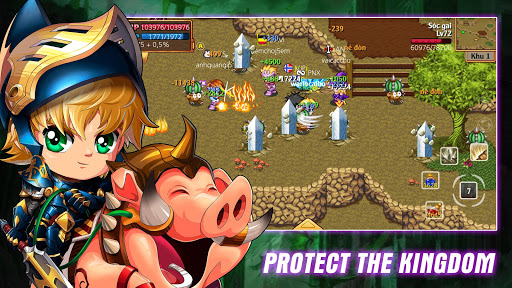 Knight Age - A Magical Kingdom in Chaos 2.2.4 Screenshots 23