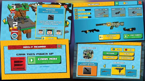Block Ninja Mine Games - náhled