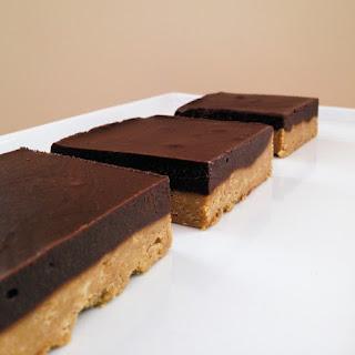 Chocolate Graham Sunflower Seed Butter Bars.