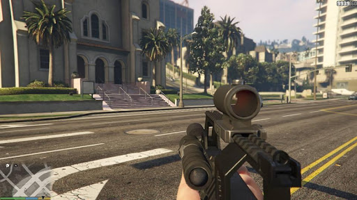 GTA V Game 2018 2.5 screenshots 1