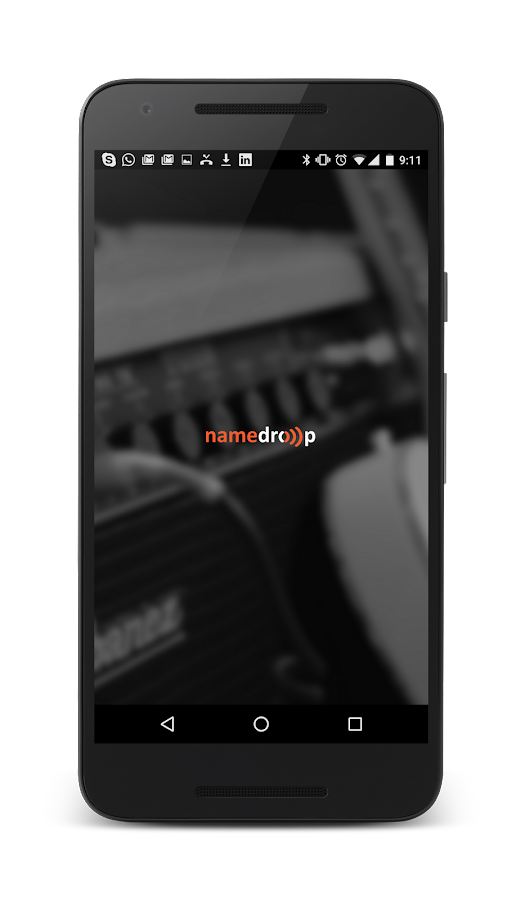 NameDrop- screenshot