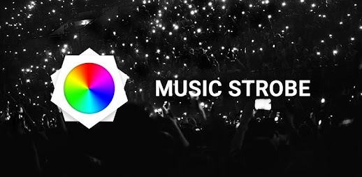 Music Strobe Pro:  hue flashlight for houseparty APK