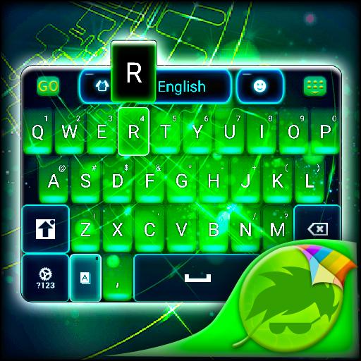 键盘银河大 個人化 App LOGO-硬是要APP