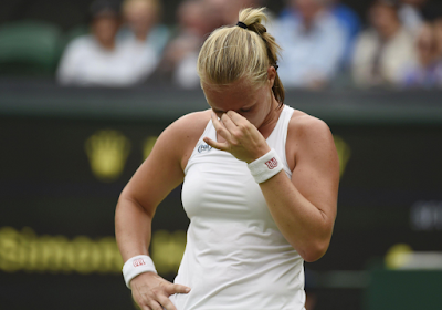Kiki Bertens verloor in de finale van het WTA-tornooi in Palermo van Jil Teichmann